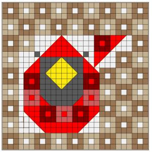 cardinal layout