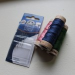 Aurifil Embroidery Floss Review + A Baby Quilt