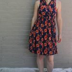 My Quest for the Perfect Wrap Dress Part 1: Colette Wren