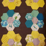 Hand Piecing with a Running Stitch