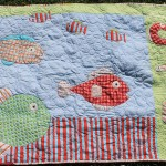Fish Baby Quilt