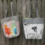 Caravan Tote Bags by Noodlehead