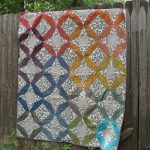 Jewelweed Quilt and a Hand Dyed Disaster