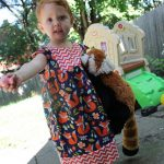 Toddler Party Dresses! Playgroup, Snapdragon, and Bonny Leggings!